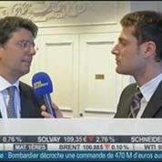 La croissance sera plus forte que prévue en Europe dès 2014: Louis Bert, dans Intégrale Bourse