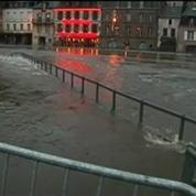 Inondations dans l'Ouest: Patrick en a marre