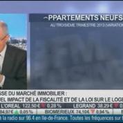Jean Tarrade, Conseil Supérieur du Notariat, dans L'Invité de BFM Business
