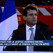 Spectacle de Dieudonné : «Nous avons gagné le combat politique de la mobilisation» déclare Valls