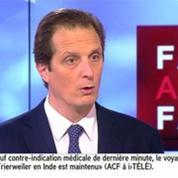 Jérôme Chartier : «Sarkozy fait tout pour ne pas devenir un homme du passé»