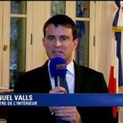 Manuel Valls: Il ne peut pas y avoir d'interdiction générale de Dieudonné