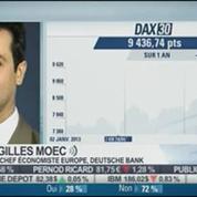 Les grands scénarios pour les pays de la zone euro en 2014: Gilles Moec, dans Intégrale Bourse