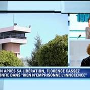 Florence Cassez: J'insiste sur le mot innocence