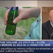 Le Soir BFM: Étude de l'Inserm: la forte consommation d'alcool et le déclin cognitif 1/4