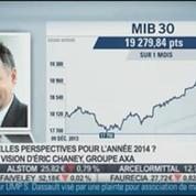 Les scénarios pour 2014: Eric Chaney, dans Intégrale Bourse