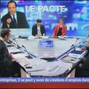 Emission spéciale: Conférence de presse de François Hollande 3/3
