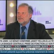 Philippe Béchade VS Serge Négrier: Marchés: ce début d'année est-il significatif?, dans Intégrale Placements –