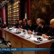 Un maire italien contre le démantèlement d'armes chimiques syriennes sur sa commune