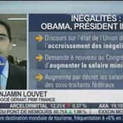 L'or superforme en 2014: Benjamin Louvet, dans Intégrale Bourse –