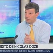 Nicolas Doze: La politique de l'offre est une police d'assurance de la dette française
