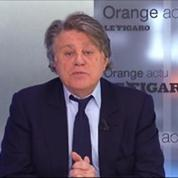 Collard : «Fausto Copé pédale derrière nous»