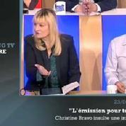 Zapping TV : Christine Bravo insulte une invitée de