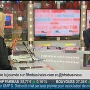 Olivier Mathiot, cofondateur de PriceMinister, dans Le Grand Journal 1/4