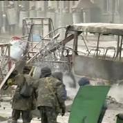 Ukraine: nuit de violences entre pro-européens et forces de l'ordre