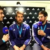 Handball: les frères Karabatic ont savouré leur retour triomphal