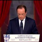 Conférence de Hollande: Les 3 infos éco
