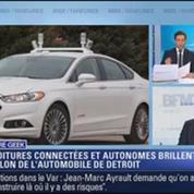 Culture Geek: Salon de l'Auto de Détroit 2014: Les voitures connectées en vedette