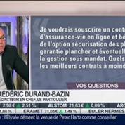 Les réponses de Frédéric Durand-Bazin aux auditeurs, dans Intégrale Placements – 2/2