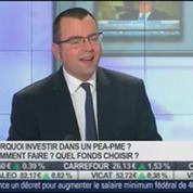 PEA-PME: le fonds Quadrige: Pierrick Bauchet, dans Intégrale Placements –