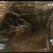 À Zapper (ou pas) : face à la Méditerranée, des dinosaures...