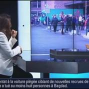 BFM Poltique: L'interview d'Aurélie Filippetti par Apolline de Malherbe 4/6