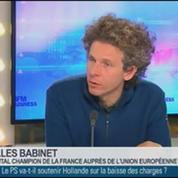 Ère Numérique: L'information est le pétrole du 21ème siècle, Gilles Babinet, dans GMB
