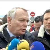 Var: l'état de catastrophe naturelle sera déclaré selon Jean-Marc Ayrault