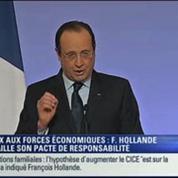 Fiscalité : Hollande promet une harmonisation européenne d'ici à 2020