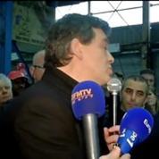 Mory Ducros: Arnaud Montebourg demande aux salariés grévistes de reprendre le travail