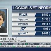 Focus sur le secteur des services informatiques: José Berros, dans Intégrale Bourse –