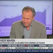 Immobilier: les ventes remontent mais pas les prix: Olivier Marin, dans Intégrale Placements –