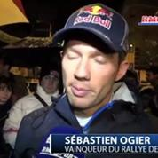 Rallye de Monte-Carlo / Ogier commence fort -