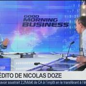 Nicolas Doze: Pacte de responsabilité: Il va falloir rapidement des faits
