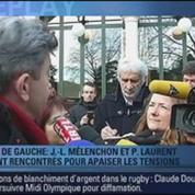 BFMTV Replay: affaire Hollande-Gayet: Placéparle d'une chasse à l'homme scandaleuse