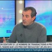 Immobilier: 2014 sera une histoire de taux, Laurent Vimont, dans GMB –