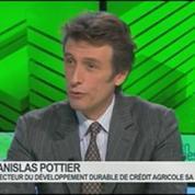 Une carte bancaire en amidon de maïs: Stanislas Pottier, dans Green Business – 2/4