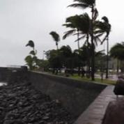 La Réunion à l'approche du cyclone Bejisa TémoinBFMTV (2)