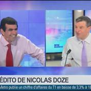 Nicolas Doze: Taxi VS VTC: Les taxis ne comprennent pas