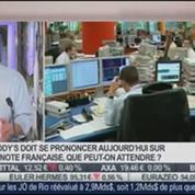 Nicolas Doze: Moody's doit se prononcer sur la note française: Que peut-on attendre ?