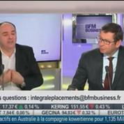 Olivier Delamarche VS Marc Riez: La croissance des marchés, dans Intégrale Placements –