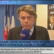 BFM Replay: Séquestration de deux dirigeants de l'usine Goodyear d'Amiens-Nord par les salariés