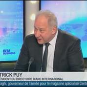 Arc International cherche de nouveaux investisseurs, Patrick Puy, dans GMB –