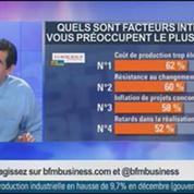 Baromètre des grandes entreprises: 2014, année de résistance, Gilles Bonnenfant et Emmanuel Lechypre, dans GMB