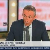 Jean-Ludovic Silicani, président de l'Arcep, dans Le Grand Journal – 1/4