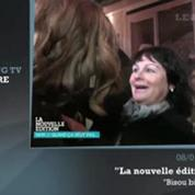 Zapping TV : quand Philippe Candeloro embarasse Aurélie Filippetti
