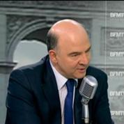 Pierre Moscovici ne s'engage pas fermement sur une baisse d'impôts en 2015