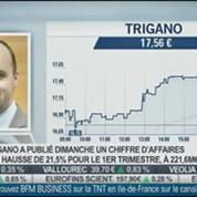 Focus sur Trigano et Bénéteau: Laurent Vallée, dans Intégrale Bourse