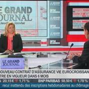 Gérard Bekerman, président de l'Afer, dans Le Grand Journal 4/4