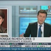 La croissance économique allemande ralentit: Véronique Riches-Flores, dans Intégrale Bourse –